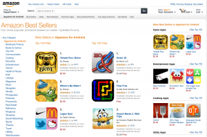 Best Sellers in Appstore for Android (#1 Knots 3D)